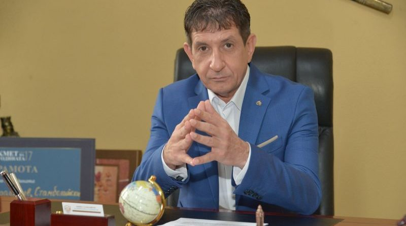 Георги Мараджиев - Кмет на община Стамболийски
