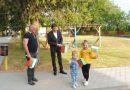 Без официално откриване, но със специално посрещане в детската градина в Ново село