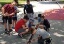 Още едно временно съоръжение за скейтборд в Стамболийски