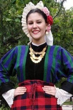 Първомайската носия е една от най-красивите женски носии