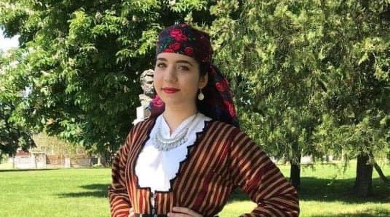 Носия от Родопите от региона на гр. Златоград