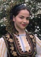 Tипична женска Пазарджишка носия