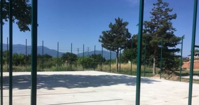 Баскетболно игрище ще е едно от местата за спорт в новите паркове