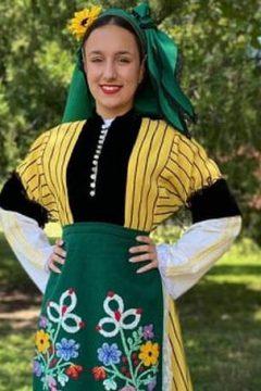 Много настроение има в носията от Тракийската етнографска област