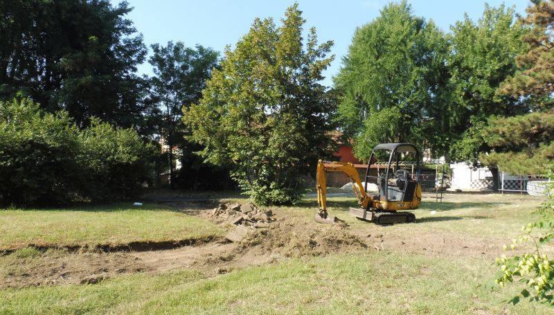 Ремонтират се още пет нови парка в Стамболийски