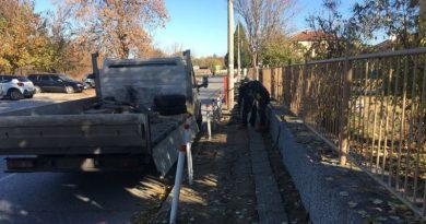 Спира се копаенето на тротоарите, докато не се възстановят първите изкопи