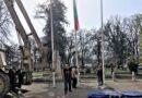 Нови знамена в цялата община за Националния празник 3-ти март