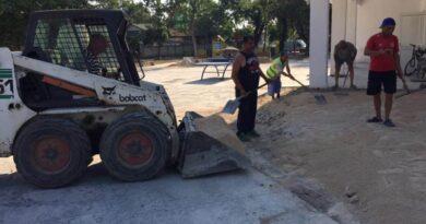 В Ново село продължава изграждането на новия център