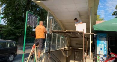 Започна ремонт на тавана на подлеза в Стамболийски